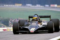 Ronnie ! LOTUS 79 Austrian GP WIN '78