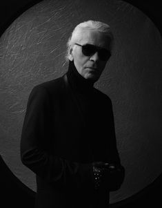 Karl LagerfeldKarl is a German fashion designer, artist and photographer based in Paris. He is the head designer and creative director for the fashion house Chanel as well as the Italian house Fendi, in addition to having his own label fashion house. Wikipedia
