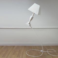 Fancy - Phantomenal Lamp by GVESNER - via http://bit.ly/epinner