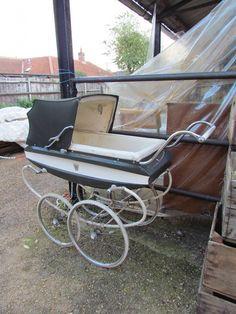 Pram Stroller, Baby Strollers, Silver Cross Prams, Vintage Pram, Baby Carriage, Kids And Parenting, Masquerade, Bobs, Retro