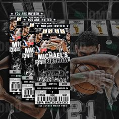 San Antonio Spurs – Invite 1 – Product 1