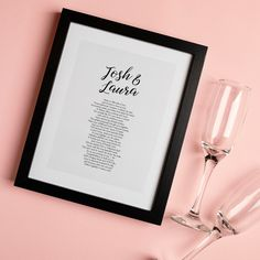 Let us create you a bespoke rhyming verse written about you and your partner! Simply tell us 10 facts and we'll turn them into a cute poem. It's the ultimate personalised gift! Customised Gifts, Personalised Gifts, Personalized Invitations, Personalized Wedding Gifts, Unique Wedding Stationery, Wedding Stationary, Writing About Yourself, Special People, Wedding Favours