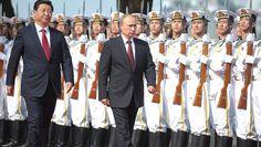 一個失敗的帝國第1部分俄羅斯與中國的軍事戰略牽制美國