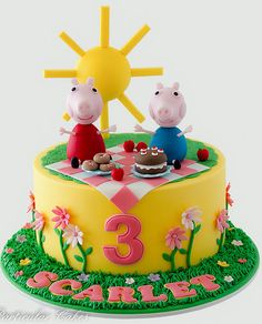 Particular Cakes | Birthday 2