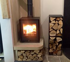 The Jetmaster 18q freestanding stove.