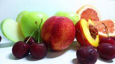 Alimentos saludables  en verano