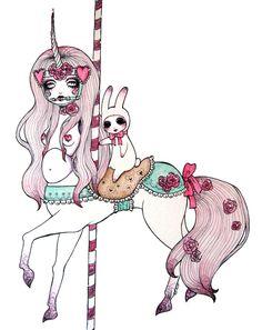.mary-go-round. by gh0st-bunny.deviantart.com on @deviantART