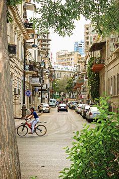 Baku, Azerbaijan | Photograph in my view by Ravan Baghirov on 500px