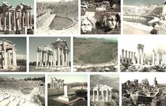 n ancient greek legends and myths holy and religious sites of greece like temples, monuments and landmarks are reflections of ancient greek society, culture, history, traditions and customs.
