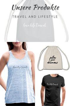 Travel and Lifestyle T Shirt Designs, Athletic Tank Tops, Lifestyle, Travel, Shopping, Women, Fashion, Moda, Viajes