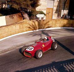 itsbrucemclaren:  Ferrari 256/F1 1959 (Phill Hill)