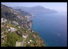 """10 Ways to Be Happy on the Amalfi Coast"" - @HuffPost Travel"