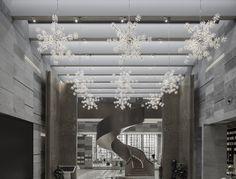 Gallery of Cultural Center of Beicheng Central Park in Hefei / Shenzhen Huahui Design - 7