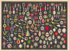 1936 trade catalog, Erwin Geyer, Lauscha, Germany, illustrating ornaments, as well as other decorative items for Christmas.
