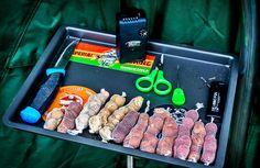 Ribolovni pribor – što sve vam treba za ribolov šarana? Praćka, marker, spod, raketa, nožić i drugi ribolovni pribor. Zanima vas koji? Provjerite kod nas!