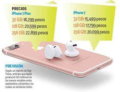 Llega a México empieza venta del iPhone 7 /Por #HYPE #HYPEméxico