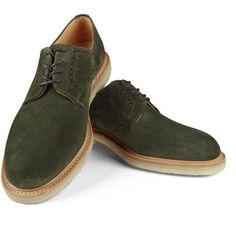 S/Double Fall/Winter 2012 Footwear