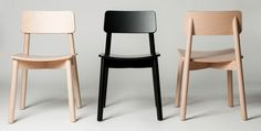 Mine Chair by Studio Segers
