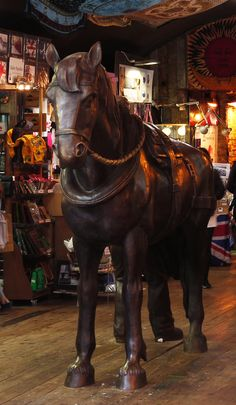 The Stables  - Camden Market. Throughout my walk I bumped into majestic horses, not real ones unfortunately. This place used to be a horse hospital and stables in Victorian times. Now I found only bronze horse statues scattered across the market to remind me of its history.