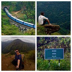 travel itinerary in Sri Lanka Ella