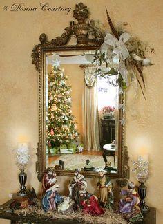 AMO natividad de la Navidad: