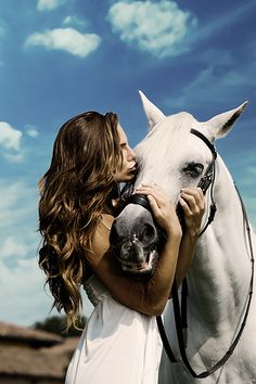 A horse is a cowgirl's best friend. I really need to take some new pictures with my horse!