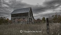 Deserted Homestead - photographer Debra Trombly @ Caught in the Act