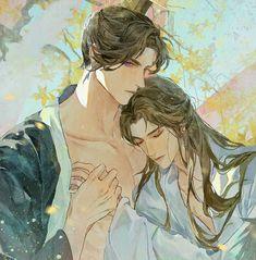 Anime Oc, All Anime, Anime Guys, Magic Anime, Little Husky, Ymir, Couple Art, Boy Art, China