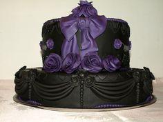 Gothic Wedding Cakes | Cakes ~ Goth