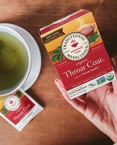 Could your throat use some love? Discover the plant-powered tea many singers, actors and others turn to soothe their voice. Created by our herbalists, Throat Coat is made with the silky, medicinal inner bark of slippery elm trees—each responsibly harvested from the heart of the Appalachian Mountains.