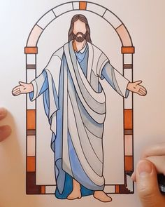 "LDS Paintings and Portraits on Instagram: ""Our week of free colouring pages is finished, and we are happy to announce the 5 people that commented on one of our posts. Congratulations…"""