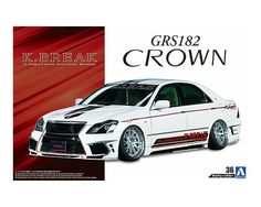 TOYOTA GRS214/AWS210 CROWN ATHLETEu002715 (PRECIOUS BLACK  PEARL)|AOSHIMA|English | Aoshima | Pinterest | Athlete And Toyota