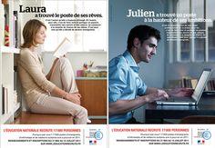 Campagne de recrutement EN 2011