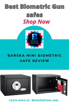 A fingerprint gun safe is very secure for advanced level safety. This type of safe is very popular to protect the most valuable things in your home and office. Find the best fingerprint gun safe for your home, shops, or office. Read more...[] Fingerprint Gun Safe, Fingerprint Technology, Safe Deposit Box, Best Safes, Gun Safes, Digital Lock, Safe Shop, In Case Of Emergency, Safety