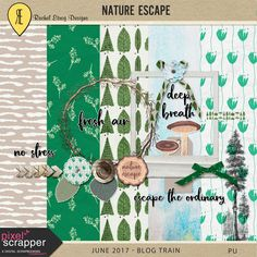 Free Nature Escape M