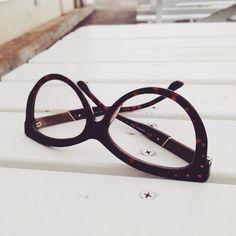 Mis gafas de aumento #Diesel   Para ver con estilo :)