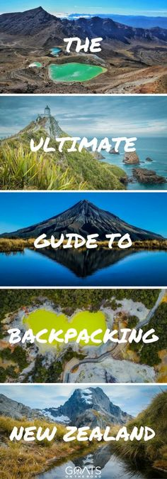 The Ultimate Resource For Planning Your Epic Trip To New Zealand | Best Things To Do In New Zealand | Cost of Travel | New Zealand Trip Planner | #beautifuldestinations #honeymoon #wonderfudestinations #backpacking #newzealandtravel #worldsbesthikes #newzealandhikes #adventuretravel #adventure #gapyear #vanlife