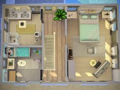 The Sims 4 Luxury Family Home Casas The Sims Freeplay, Sims Freeplay Houses, Lofts, Sims 4 House Plans, Sims 4 House Building, Sims 4 Houses Layout, House Layouts, Sims 4 Family House, Lotes The Sims 4