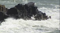 Video explaining how coastal erosion happens with animation BBC Class Clips