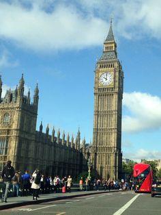 Big Ben. London