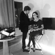 """monimoleskine - el blog de Mónica de Tomás con camiseta """"I'm a Ragdoll"""" de Ragdoll Los Angeles y pantalones de cuero de anine bing"""