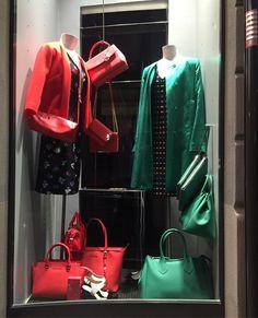 "Donne Vincenti su Instagram: ""Nero+colori !#newcollection #donnevincenti #Spring2016 #accessories #clothes #windowshop #newwindow #dress #bag #colors"""