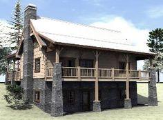 Simple Walk Out Basement House Plans | Plan # 16900 – Unique House Plans, Home Plans, Floor Plans