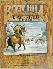 Boot Hill - TSR's Wild West RPG - Wayne's Books RPG Reference
