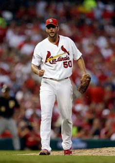 Wainright books game 1 NLDS over Pittsburgh