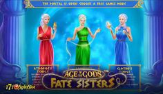 New slot Age of the Gods Fate Sisters appears in BGO casino