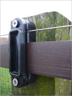 Hippo recinzione di sicurezza, titolare del nastro