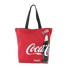 Pop Drink, Best Soda, Always Coca Cola, World Of Coca Cola, Coca Cola Bottles, Printed Tote Bags, Bottle Design, Pepsi, Fashion Handbags