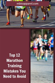 While running a marathon is a difficult feat in itself, knowing how to train well for such a long race is often where many runners encounter the biggest challenges. So, whether it's your first time running a marathon or you're a seasoned pro, read on to learn the marathon training mistakes you need to avoid. #mbioapparel #marathon #runner Marathon Training Plan Beginner, Marathon Tips, Marathon Motivation, Training Motivation, Endurance Training, Race Training, Running Plan, Running Workouts, Mental Toughness Training