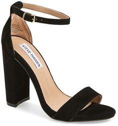 49277e3ccd2a Women s Steve Madden  Carrson  Sandal Suede Sandals